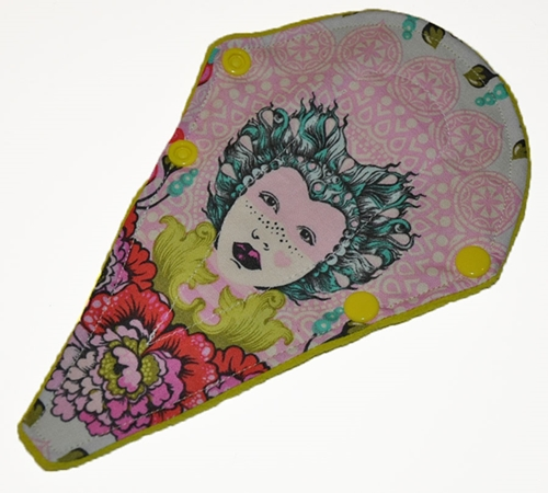 Reusable Cloth Thong Pad- 8 in.